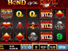 Hand of the Devil - Bally