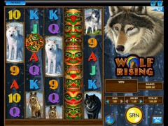 Wolf Rising - IGT Interactive