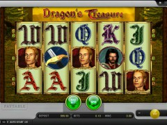 Dragon's Treasure - Merkur