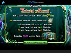 Enchanted Mermaid слот автоматы slot-77.com NextGen 1/5