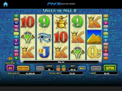 Queen Of The Nile 2 слот автоматы slot-77.com Aristocrat 2/5