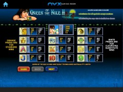 Queen Of The Nile 2 слот автоматы slot-77.com Aristocrat 3/5