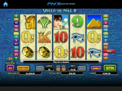 Queen Of The Nile 2 слот автоматы slot-77.com Aristocrat 4/5