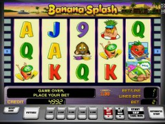 Banana splash слот автоматы slot-77.com Novomatic 1/5