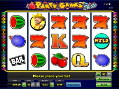 Party games slotto слот автоматы slot-77.com Greentube 1/5