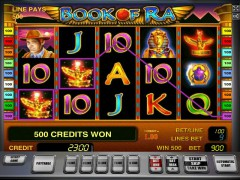 Book of Ra слот автоматы slot-77.com Greentube 4/5