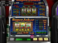 Super Joker слот автоматы slot-77.com Betsoft 1/5