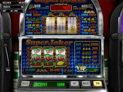 Super Joker VIP слот автоматы slot-77.com Betsoft 3/5