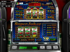 Super Joker VIP слот автоматы slot-77.com Betsoft 5/5