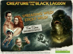 Creature from the Black Lagoon слот автоматы slot-77.com NetEnt 1/5