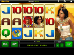 Anubis слот автоматы slot-77.com iGaming2GO 1/5