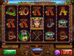 Riches of Cleopatra слот автоматы slot-77.com Novomatic 1/5