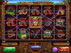Riches of Cleopatra слот автоматы slot-77.com Novomatic 3/5