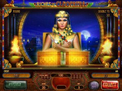 Riches of Cleopatra слот автоматы slot-77.com Novomatic 5/5