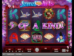 Jewel Of The Arts слот автоматы slot-77.com IGT Interactive 5/5