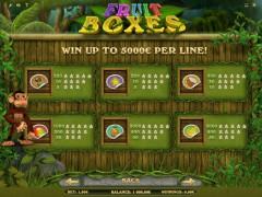 Fruit Boxes слот автоматы slot-77.com iSoftBet 1/5
