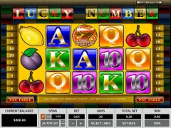 Lucky Number слот автоматы slot-77.com Topgame 1/5