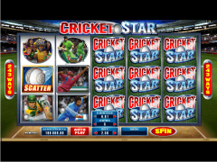 Cricket Star - Microgaming