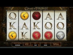 Game of Thrones Lines - Microgaming