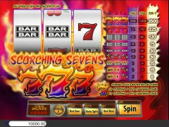 Scorching Sevens слот автоматы slot-77.com Betonsoft 1/5