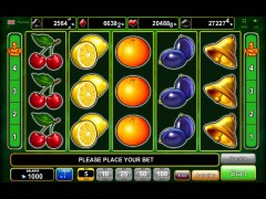 Burning Hot слот автоматы slot-77.com Euro Games Technology 1/5