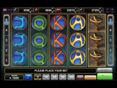 Zodiac Wheel - Euro Games Technology
