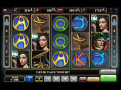 Zodiac Wheel слот автоматы slot-77.com Euro Games Technology 2/5