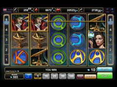 Zodiac Wheel слот автоматы slot-77.com Euro Games Technology 3/5