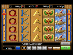 Egypt Sky слот автоматы slot-77.com Euro Games Technology 1/5