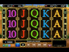 Imperial Wars слот автоматы slot-77.com Euro Games Technology 1/5