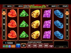20 Diamonds слот автоматы slot-77.com Euro Games Technology 1/5