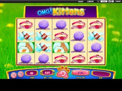 OMG Kittens слот автоматы slot-77.com William Hill Interactive 2/5
