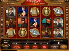 The Great Art Robbery слот автоматы slot-77.com iSoftBet 1/5