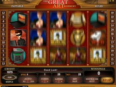 The Great Art Robbery слот автоматы slot-77.com iSoftBet 3/5