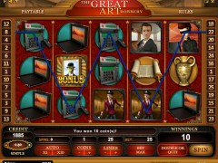 The Great Art Robbery слот автоматы slot-77.com iSoftBet 4/5