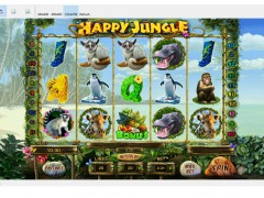 Happy Jungle слот автоматы slot-77.com Playson 1/5