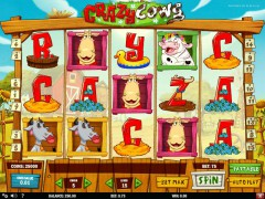 Crazy Cows слот автоматы slot-77.com Play'nGo 1/5