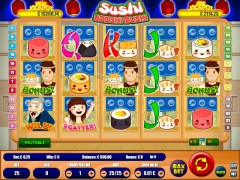 Sushi Booshi Mushi слот автоматы slot-77.com Wirex Games 1/5