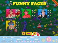 Funny Faces 9 Lines слот автоматы slot-77.com Wirex Games 5/5