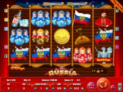 Russia 9 Lines слот автоматы slot-77.com Wirex Games 1/5