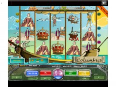 Columbus 9 Lines слот автоматы slot-77.com Wirex Games 1/5