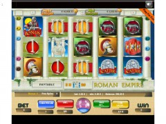 Roman Empire 9 Lines слот автоматы slot-77.com Wirex Games 1/5