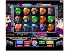 The Band 9 Lines слот автоматы slot-77.com Wirex Games 1/5