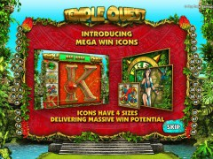 Temple Quest слот автоматы slot-77.com Big Time Gaming 1/5