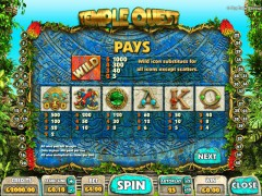Temple Quest слот автоматы slot-77.com Big Time Gaming 3/5