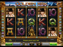 Golden Ark слот автоматы slot-77.com Gaminator 1/5