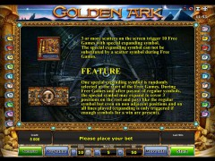 Golden Ark слот автоматы slot-77.com Gaminator 3/5
