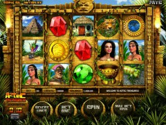 Aztec Treasures 3D слот автоматы slot-77.com Gaminator 1/5