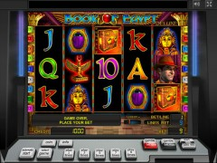 Book of Egypt Deluxe слот автоматы slot-77.com Gaminator 1/5