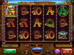 Riches of Cleopatra слот автоматы slot-77.com Gaminator 1/5